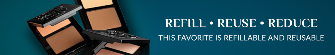 Refill. Reuse. Reduce. This favorite is refillable and reusable.